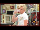 Ross Lynch CHUGS Water Bottle with Raini Rodriguez On AUSTIN & ALLY Set