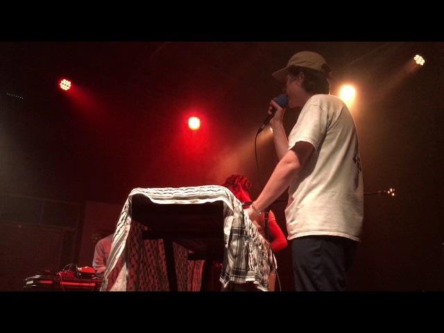 Homeshake - khmlwugh Live Bootleg Theater 2016