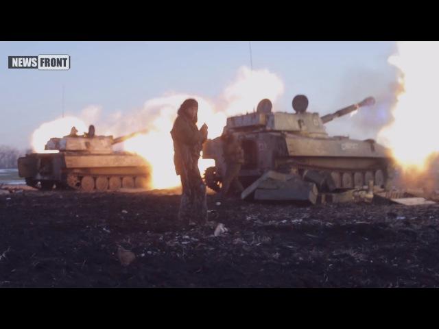[18] Защитникам Донбасса: «Моя ладонь превратилась в кулак»