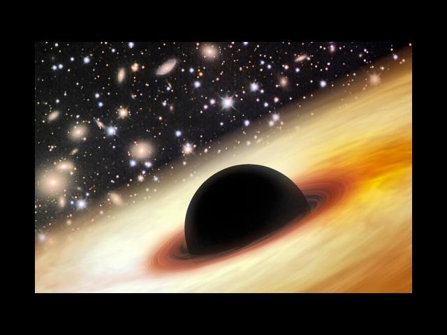 Темная сторона Вселенной Тайны Черных дыр Документальный фильм