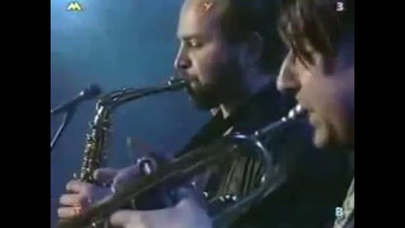 Монгол Шуудан Живой концерт на муз тв 2000 г. (часть 1 )