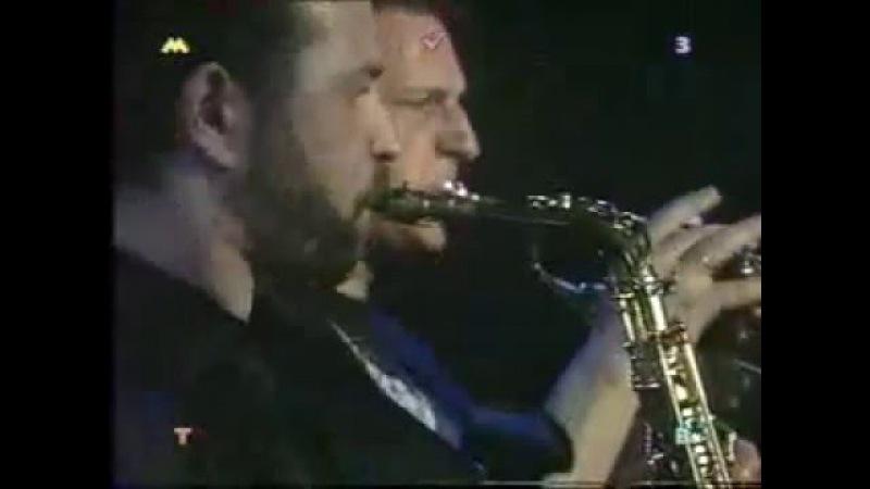 Монгол Шуудан - Живой концерт на муз тв 2000 г (часть 2 )
