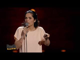 Stand Up: Юлия Ахмедова - Об отчестве, об аллергии на берёзы, потенциальной беременности