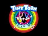 Tiny Toon Adventures. Dendy [Прохождение / Walkthrough]