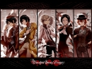 Bungou Stray Dogs OP [TRASH CANDY] (Jackie-O Russian TV-Version)