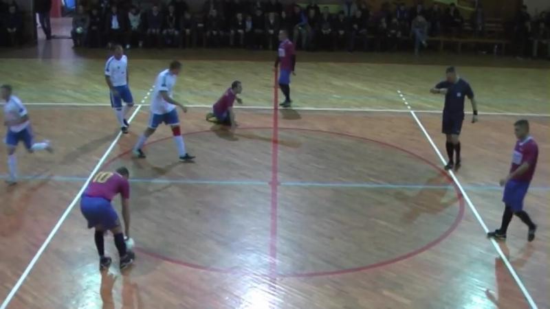 'Динамо-ГУНП' - 'Феміда-Старлайф' - 0-3 (1 тур)