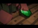 Мультфильм про майнкрафт 7 Хорошо быть зелье варом. мульт,прикол