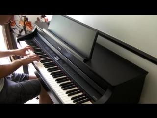 Саундтрек к Игре престолов - на фортепиано! Класс!