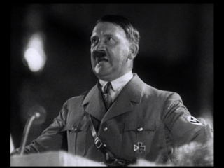 Ending Hitler's Speech   Nuremberg Rally   6th NSDAP Party Congress