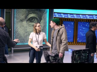 Exclusive look at MONEY MONSTER with Jodie Foster