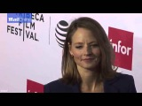 Actress Jodie Foster arrives at Taxi Driver special screening