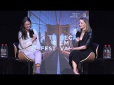 Tribeca Talks : Jodie Foster explains why she started directing