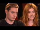 Kat McNamara Dominic Sherwood Talk Shadowhunters Season 2 And the Future of Clace