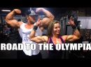 Road To The O: Chest Training With Ms. Olympia Juliana Malacarne!