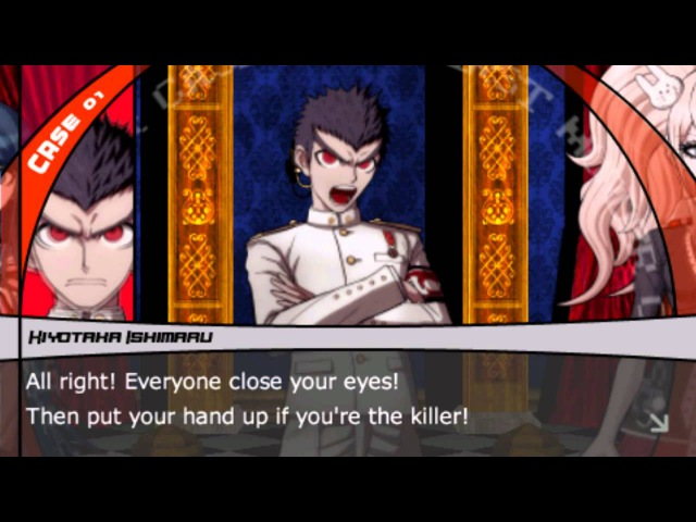 Dangan-Ronpa:Hope's Academy and Despair's Students - English Translated Demo(Part 1)