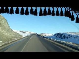 Дальнобой Зимой 6. Долина смерти/ дорога в Алматы