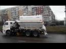 «Всероссийский парад коммунальной техники» в городе Симферополе