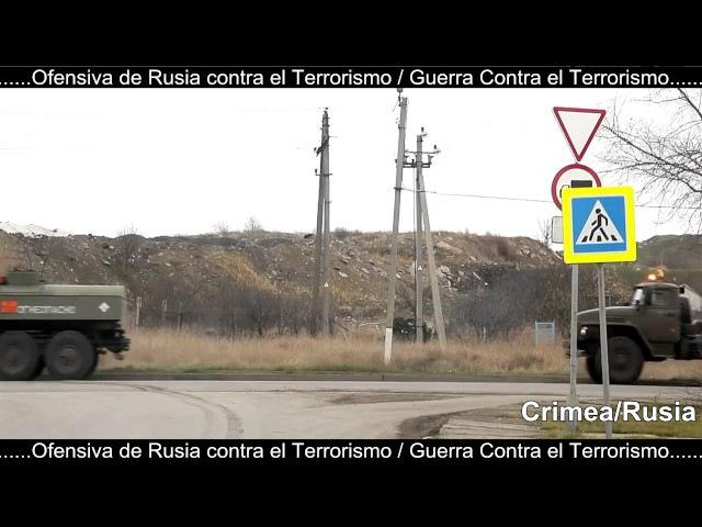 Situación entre Ucrania y Rusia en Crimea