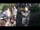 Озеро Нахты Водное крещение 3