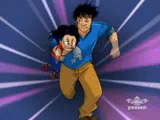 Приключение Джеки Чана 1 сезон 5 серия