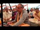 Niranjana Swami – Kirtan at Gauranga festival, Ukraine – 9-Jun-2016