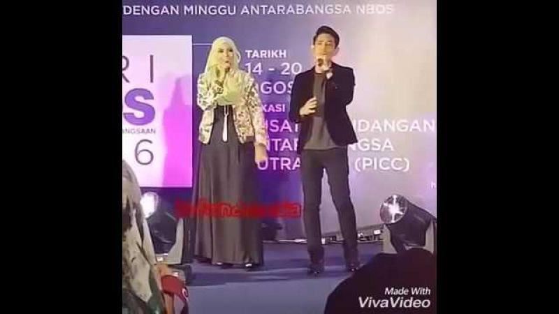 The Best Of Siti Nordiana : Memori Berkasih (Feat With Khai Bahar) Live At PICC, Putrajaya