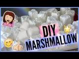 DIY Marshmallow//ПРОСТОЙ рецепт