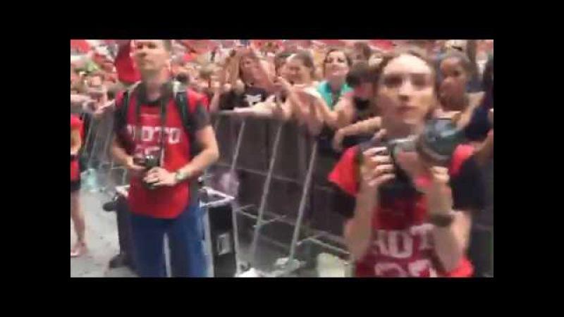 Вадим Самойлов Periscope - Backstage Maxidrom, 19.06.2016
