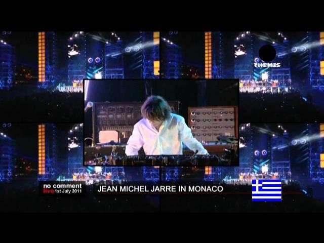 Jean Michel Jarre Equinoxe Part 5 1978 Live in Monaco 2011 Video Full HD