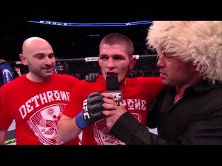 Хабиб Нурмагомедов - Тони Фергюсон Промо UFC TUF 22
