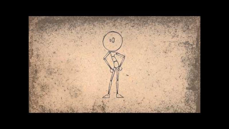 11. Прорисовка - 12 принципов анимации