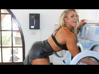 Female Bodybuilding and Fitness Motivation FBB Muscle women