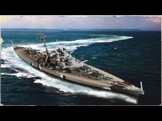 ПОСЛЕДНЯЯ БИТВА ЛИНКОРА БИСМАРК в Реалистичной Игре про Корабли Второй Мировой ! Atlantic Fleet