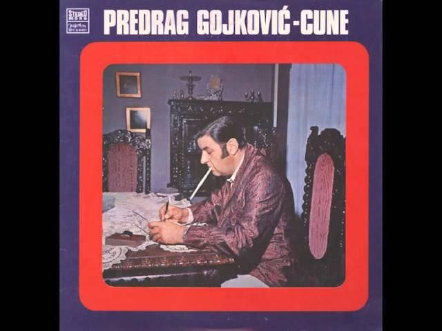 Predrag Cune Gojkovic - Bele ruze nezne ruze - (Audio)