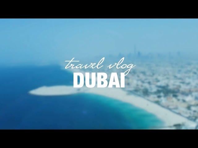 DUBAI 💙 Jumeirah Beach Hotel Burj Al Arab