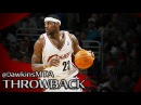 ROOKIE LeBron James Full Highlights 2004.03.27 vs Nets - 41 Pts, 13 Assists, CLUTCH!