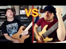 8 String VS Djent Stick