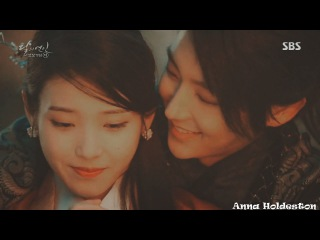 милый клип к дораме Алые сердца / Ван Со и Хэ Су / Lovers of the Moon/ 보보경심: 려 / 보보경심