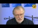 Интервью телеканала ОНТ с актёром Юозасом Будрайтисом