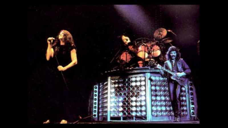 Black Sabbath Smoke on the Water IanGillan Live83