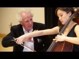 Benjamin Zander Masterclass 3.4 (Part 1) Prokofiev Cello Sonata Movement 1