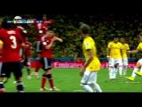 Великолепный гол Давида Луиза на Чемпионате Мира | ALI