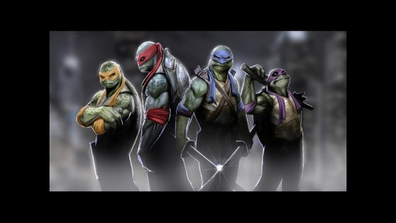 Teenage Mutant Ninja Turtles 3. The Manhattan Project. Dendy [Прохождение / Walkthrough]