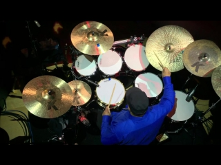 Dennis Chambers Drum Solo at the SFJAZZ Center