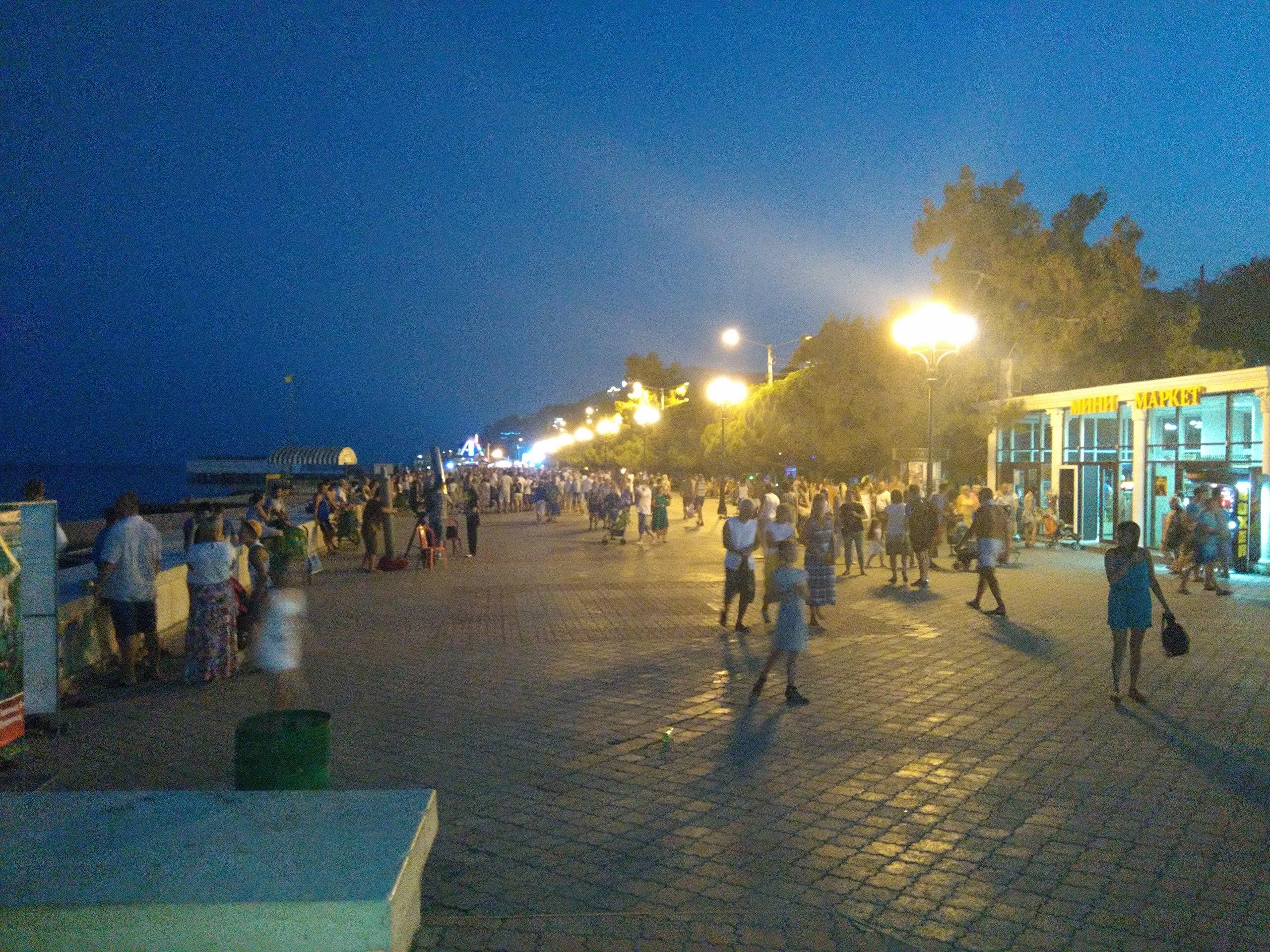 Безлюдный Крым. Очередной курортный сезон сорван