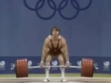 Olympic Weightlifting History 1988 Olympics,Juri Zakharevich, Clean Jerk