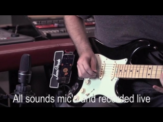Jamstack - > what if you could sound this good on your electric guitar, anywhere?