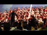 Сводный хор конгресса ЕХБ