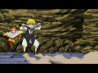 Nanatsu no Taizai: The Seven Deadly Sins / Семь смертных грехов [ТВ-1] - 20 Озвучка: [Zodik Miori]