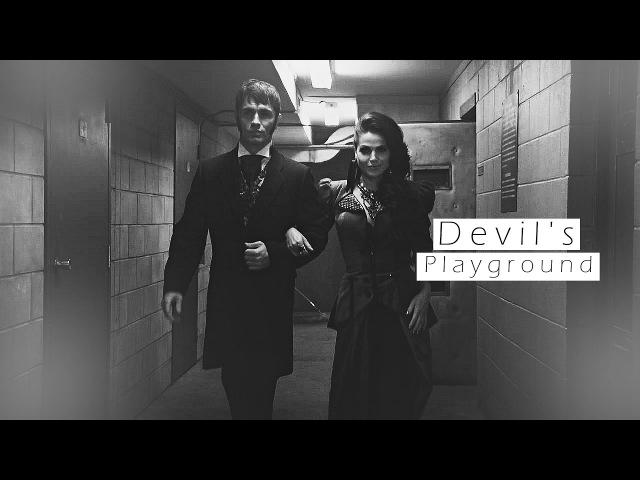 Regina Hyde | Devil's Playground